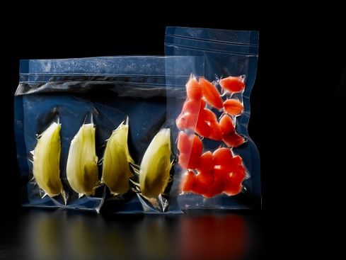 20. Cooking agent - protecting material. Sous vide cooking is the process of cooking vacuum sealed food in a low temperature water bath. Preferred method my modernist chefs. Unproffessionally can be also done even in zip lock bags. a. Can be cooked until