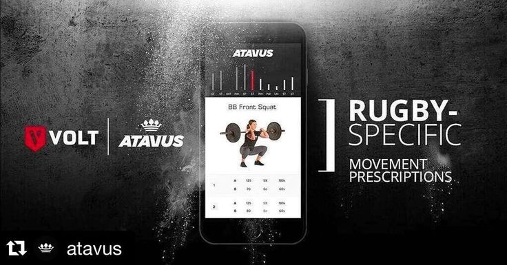 Excited to announce the new @atavus rugby strength training platform!    #Repost from @atavus - Our better just got better.   @voltathletics taking #ATAVUSAcademy strength and conditioning programs into a mobile friendly interactive accessible format. Starting training today!  #LinkInBio #ATAVolt #BetterNEVERSTops by voltathletics