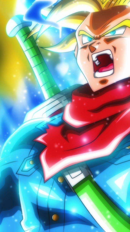 Trunks - Dragon Ball Super