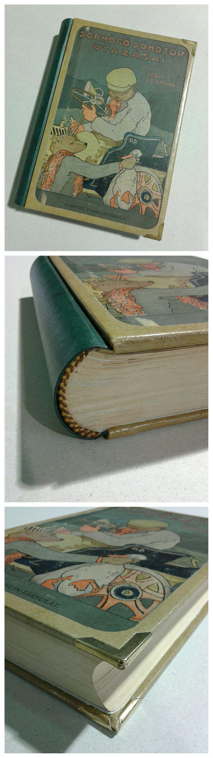 Egy kedves kolléganőm régi mesekönyve.