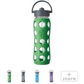 LifeFactory Straw Bottle
