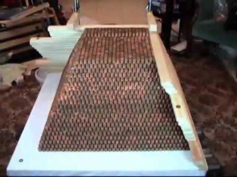 Pyramid of Pennies