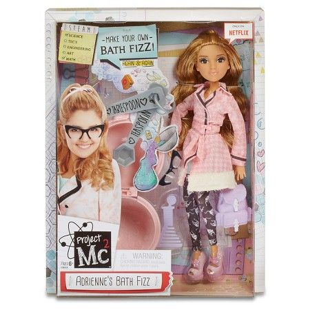 Project Mc2 Experiments with Dolls - Adrienne's Bath Fizz : Target | $17.99