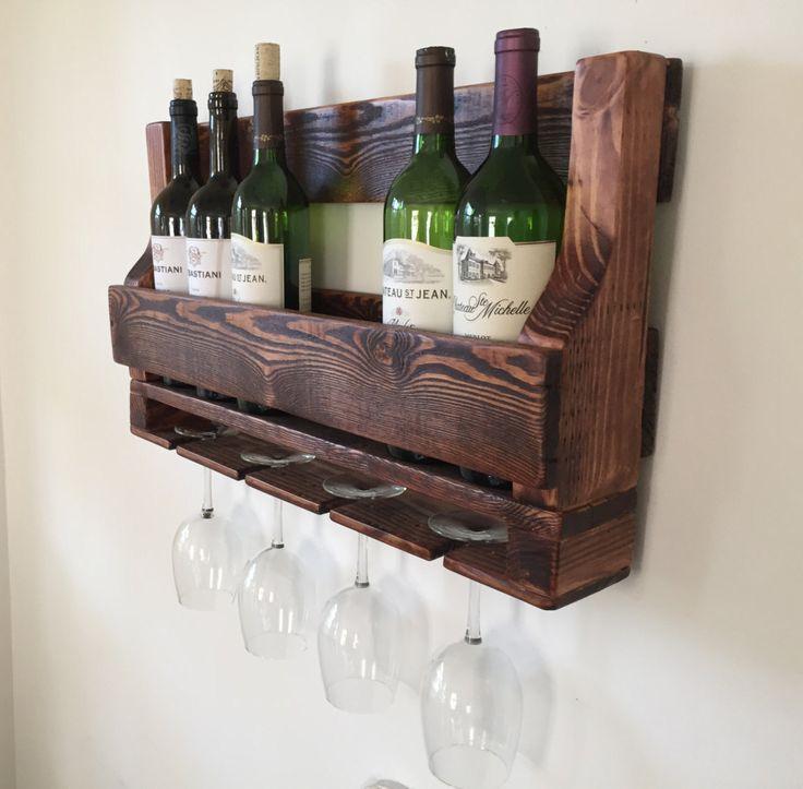 Reclaimed wine rack 27 best WalshWoods images