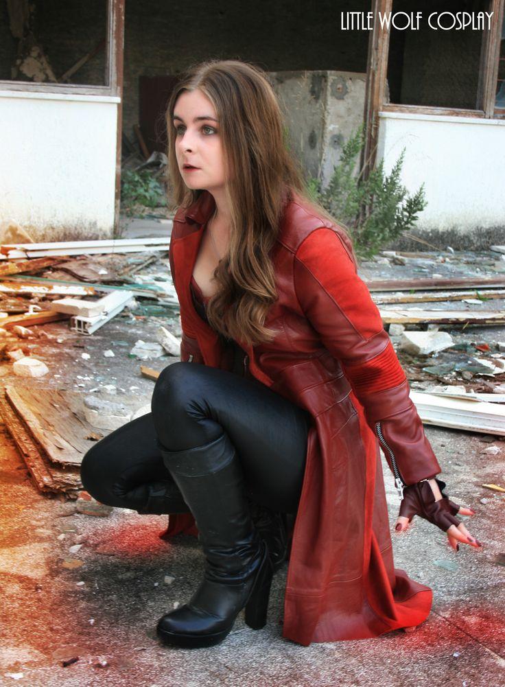wanda maximoff scarlet witch captain america civil war