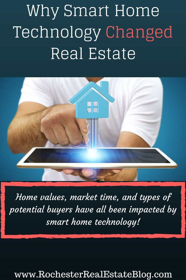 How Has Smart Home Technology Impacted Real Estate?