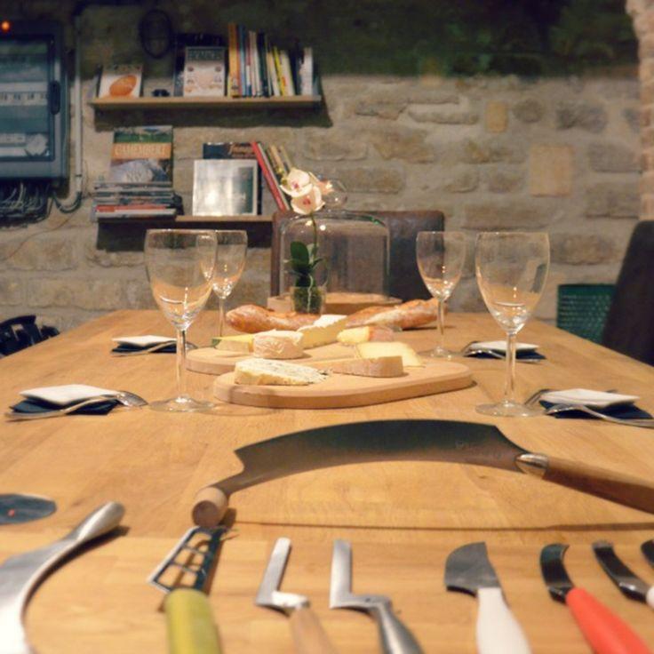 Atelier dégustation de fromages - Les raffineurs - 70 €