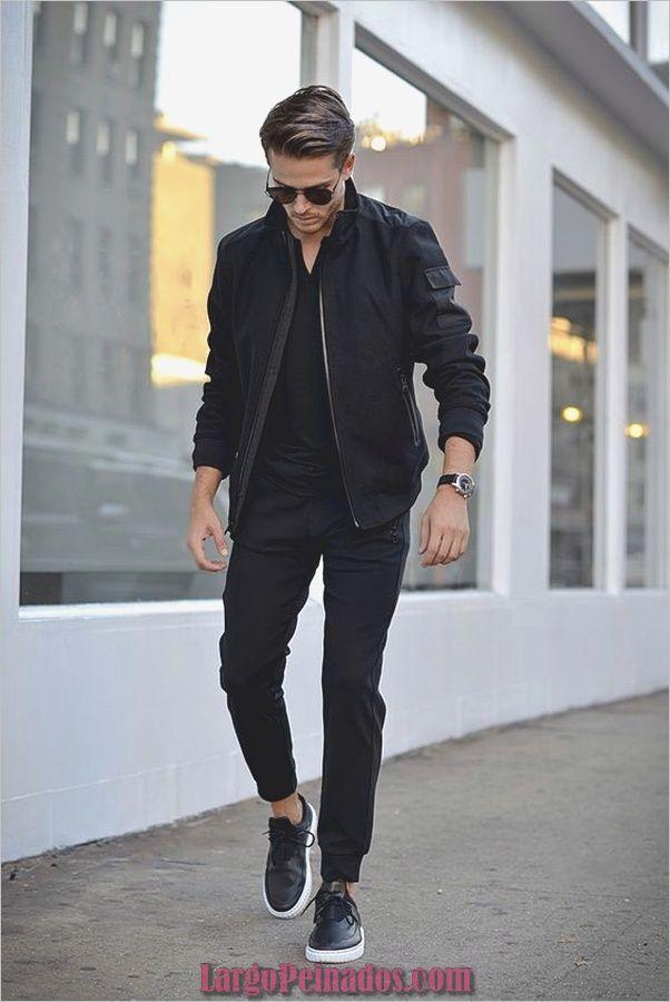 Chaqueta de Algod/ón Capa de los Hombres Abrigo Hombre Invierno Moda Mens Slim Dise/ñado Chaqueta de Solapa Cardigan Caliente Sudadera Outwear Hanyixue