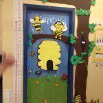 Sınıf Kapı Süsleme Örnekleri 107