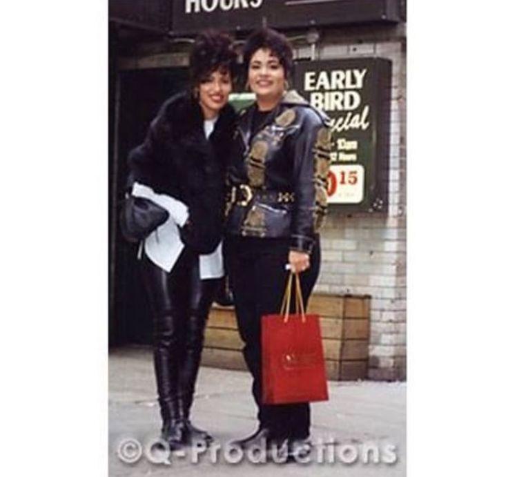 Selena y Suzette