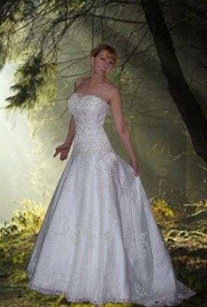 Lazaro Ivory Lace A4015 Traditional Wedding Dress Size 8 (M). Lazaro Ivory Lace A4015 Traditional Wedding Dress Size 8 (M) on Tradesy Weddings (formerly Recycled Bride), the world's largest wedding marketplace. Price $343.75...Could You Get it For Less? Click Now to Find Out!