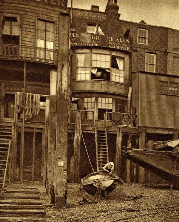 The Grapes at Limehouse | London