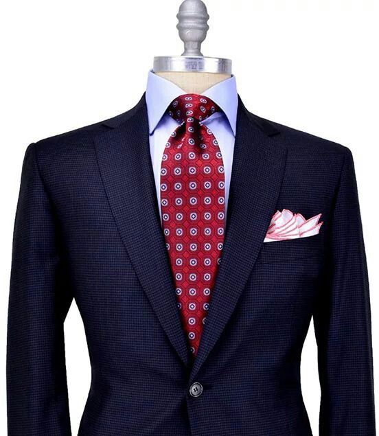 Classic Color Combinations in Menswear | Suits, Well ...