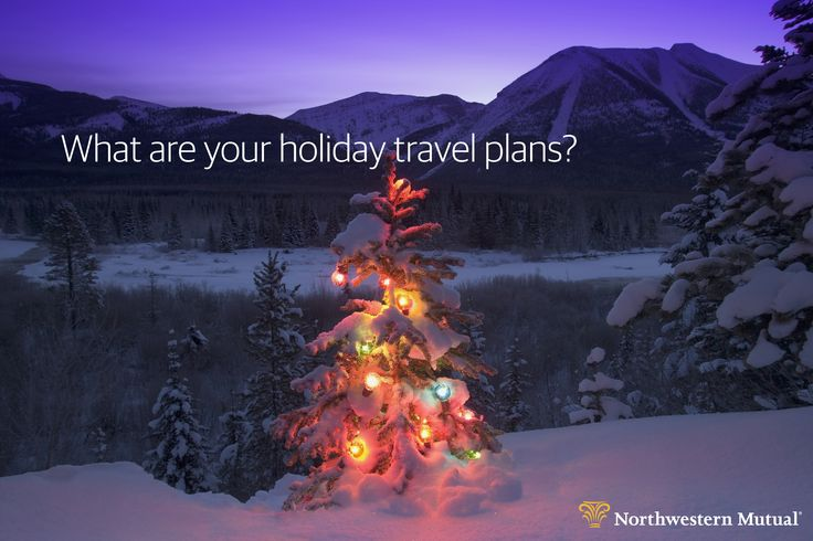 Home or away? Where are your holiday travel plans taking you this year?  #HolidayTravel
