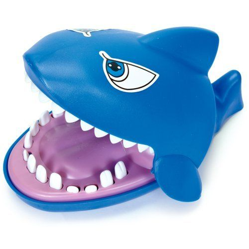 New Quality Toy Fun Gift SHARK ATTACK  Price : £5.33 http://ace-toys.hostedbywebstore.co.uk/New-Quality-Gift-SHARK-ATTACK/dp/B0012GN1CA