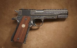 Colt M1911 Pistol Latest Wallpapers Find our speedloader now! http://www.amazon.com/shops/raeind