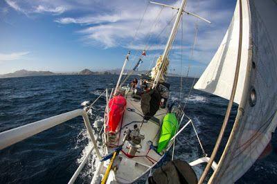 Sailing Holiday on Azimut Yacht