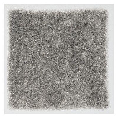 "Achim Importing Co Nexus Self Adhesive 4"" x 4"" Vinyl Wall Tile in Gray"