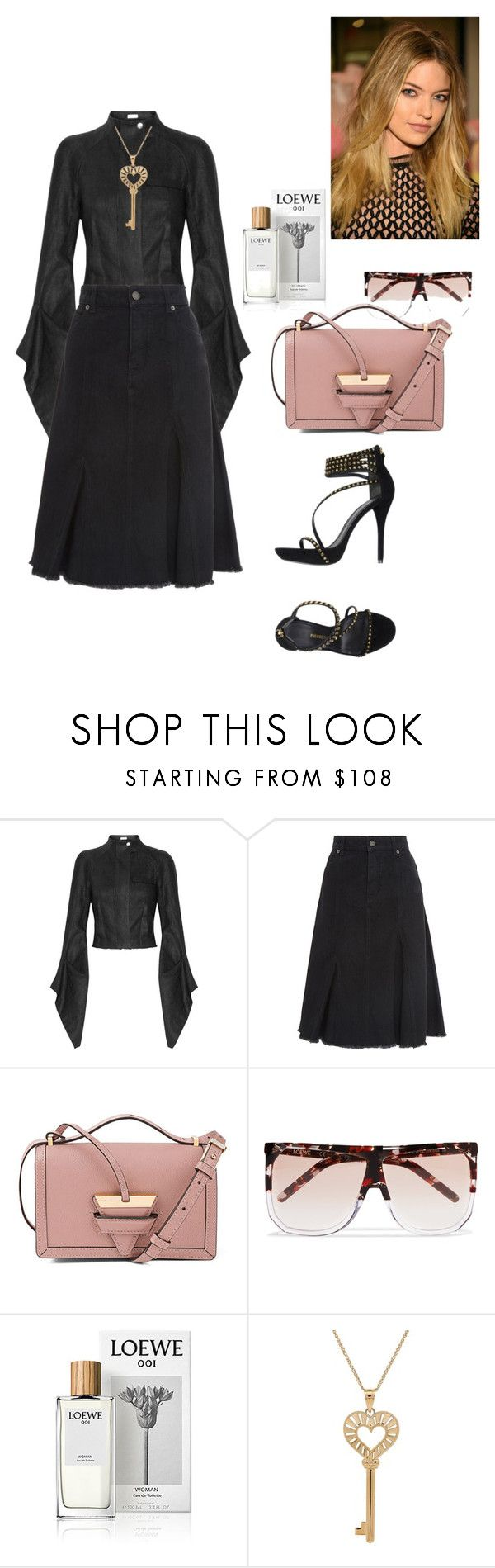 """""""05-12-2017-01"""" by francislu-brito ❤ liked on Polyvore featuring Loewe, Lord & Taylor, Victoria's Secret and Pierre Balmain"""