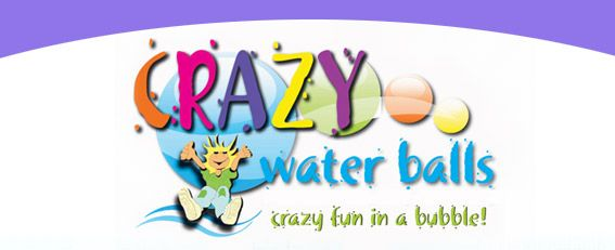 "Crazy Water Balls - We want to change this by creating an exciting opportunity which is one of the best ways to build up strength, co-ordination, balance and endurance … and all this while having fun. Fun for all ages … Even Mom and Dad can now enjoy being a kid again. Let's give you a fun-filled, ""remember-able"" time by making available this very popular new trend in physical activities. Special!""http://parentinghub.co.za/directory/listing/crazy-water-balls"