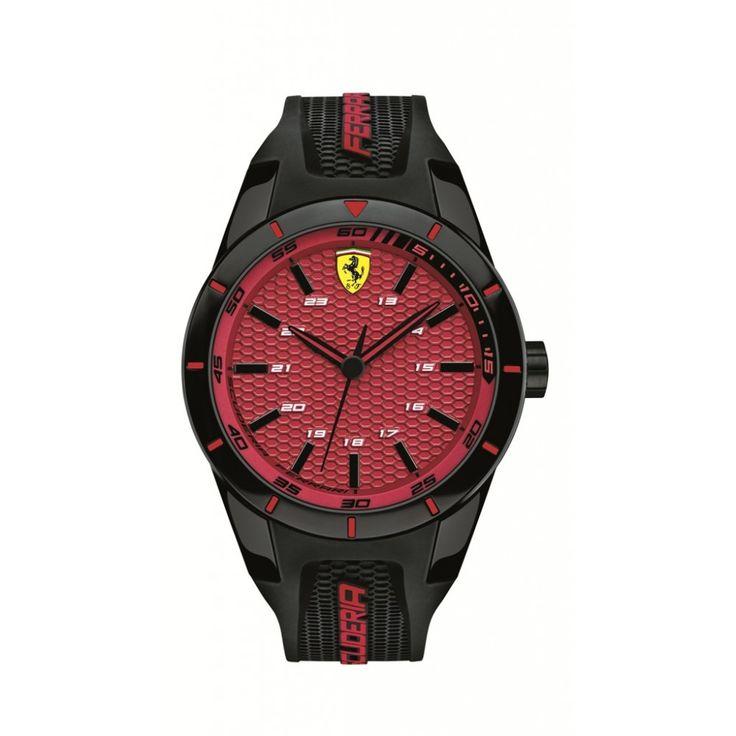 Scuderia Ferrari Red Rev 0830248 w Time Trend www.timetrend.pl