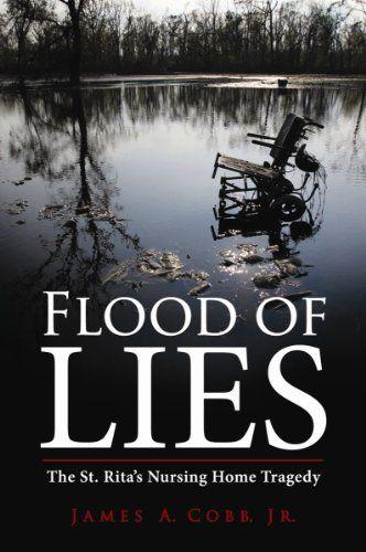 FLOOD OF LIES by James A. Cobb Jr. http://www.amazon.com/dp/B00FAVZ9DM/ref=cm_sw_r_pi_dp_gYo1vb1PDX5FA