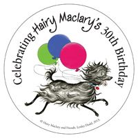 Celebrating 30 years of Hairy Maclary!