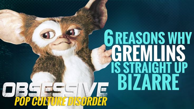6 Bizarre Implications Of The Gremlins Films - Obsessive Pop Culture Dis...