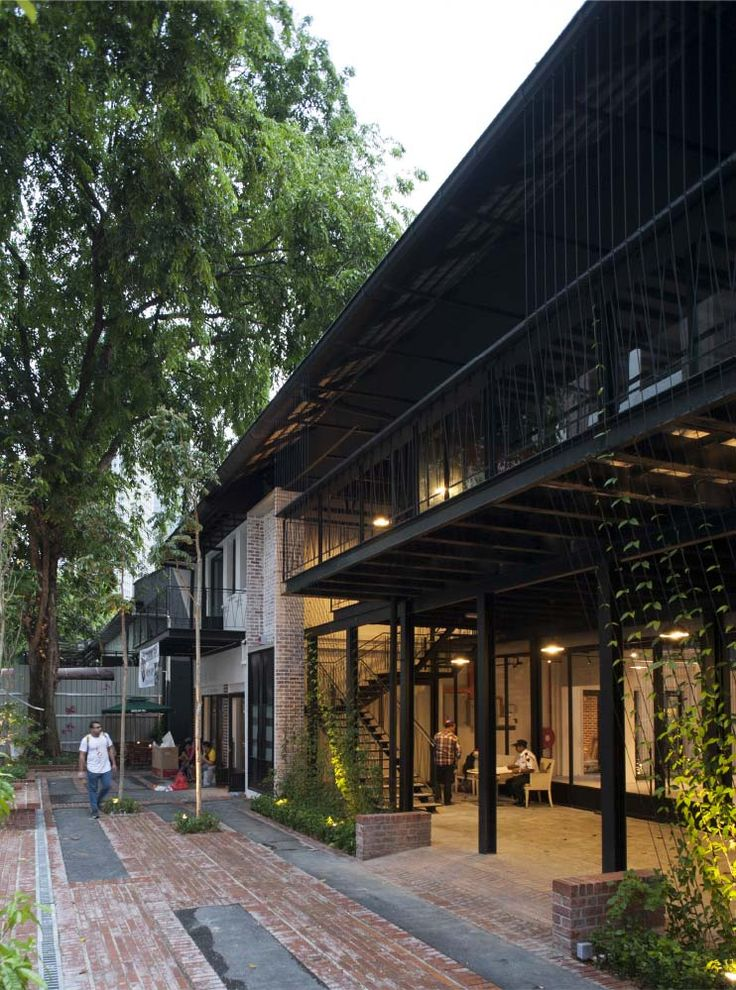 PROJECTS - THE ROW :: STUDIO BIKIN   Architect, Kuala Lumpur, Malaysia