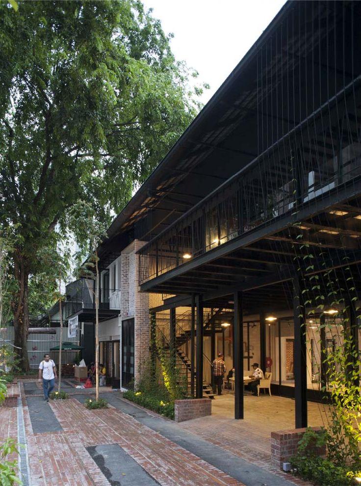 Home Design Ideas Malaysia: PROJECTS - THE ROW :: STUDIO BIKIN