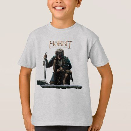 The Hobbit - BAGGINS™ Movie Poster T-Shirt - tap, personalize, buy right now!