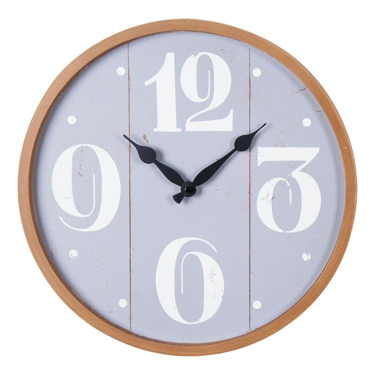 Home and Garden Rincon Wall Clock