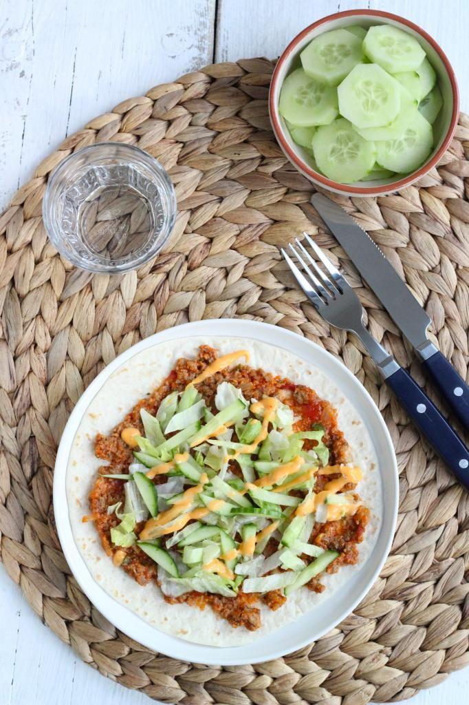 Turkse pizza - Lekker en Simpel