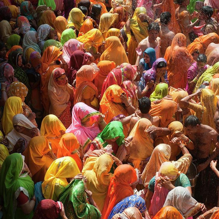 ✮ Holi - India