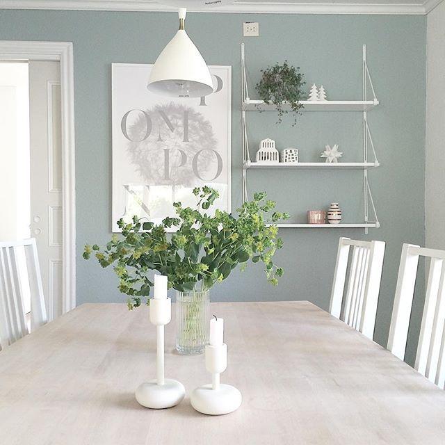#maritmarvik // Jeg har en vegg i stua som er veldig kjekk å ha som kontrastvegg, den er allerede malt flere ganger (liker å enkelt kunne fornye rommet ) og i kveld tenkte jeg å male den blå spennende å se om det blir like bra som jeg tror #livingroom #mitthjem #interior4you1 #interior_and_home_inspo #nordiskehjem #interior123 #interior_and_home #interior_delux #ingerliselille_inspo #inspoformilla #interior4all #nordichome