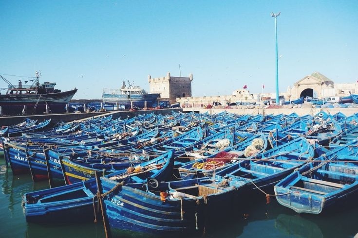 essaouira, morocco | Rosie. | VSCO Grid