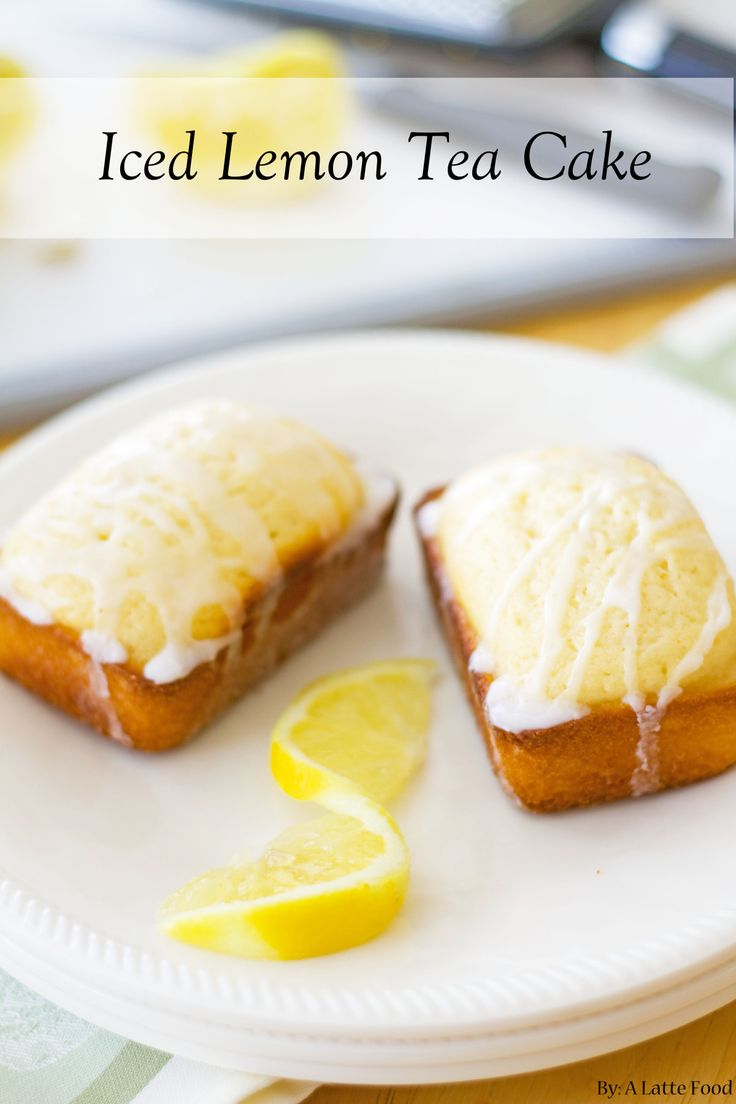 Lemon Cake Like Starbucks