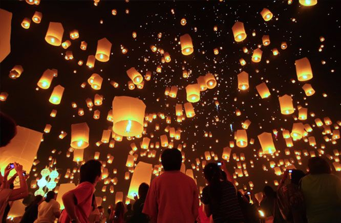 Colorado Springs - The Lantern Fest