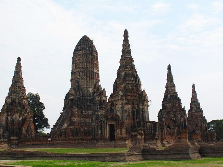 Wat Ratchaburana, Ayutthaya, Thailand