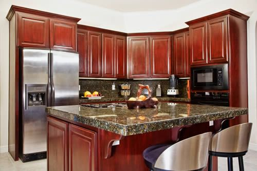 Split entry kitchen remodel split level house kitchen for Kitchen designs for split level homes