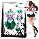 Sexy Sailor Moon Jupiter Cosplay Costume Fancy Party Uniform Full Set AS02 - http://cheapcosplay.com/cosplay-costumes/sailor-cosplay
