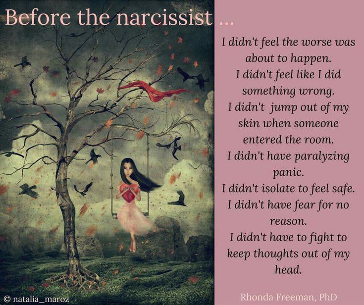 Pinned for those who never knew what hell was before they met the narcissist.