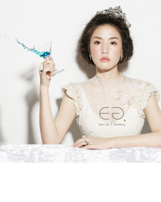 17 best images about Korean Bridal Make-up and Hair ...