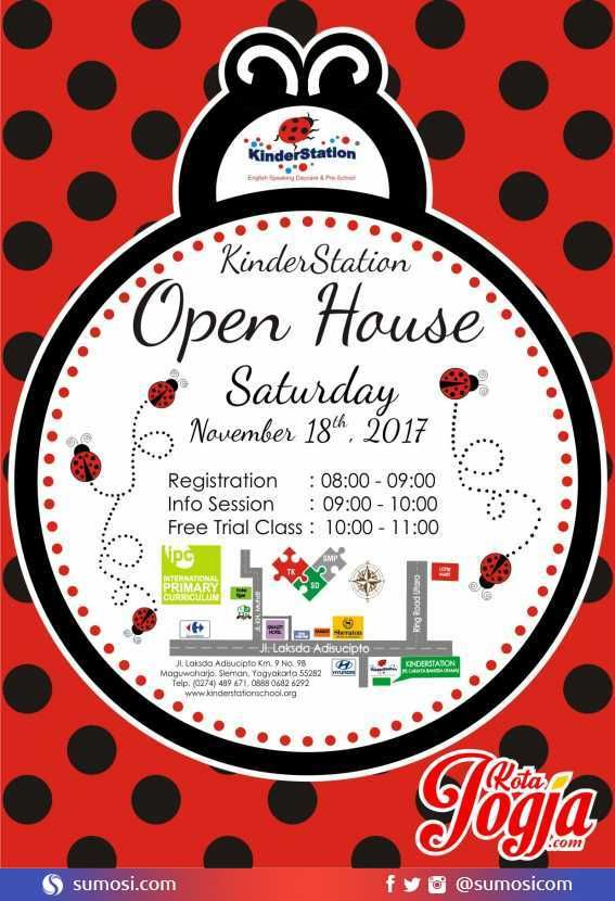 KinderStation English Speaking Daycare and Preschool Open House https://sumosi.com/event-campuss/kinderstation-english-speaking-daycare-and-preschool-open-house-599  #indonesia #jogja #kotajogja #PresidenJamanNow