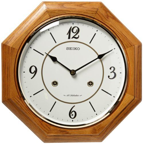 Wall Clocks Décor | Seiko QXM494BLH Japanese Quartz Wall Clock >>> Find out more about the great product at the image link. Note:It is Affiliate Link to Amazon. #AmazingWallClocksYouWillLove