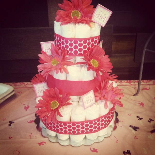 Cakes For Babies Pinterest