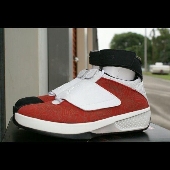 Jordan 20 Midwest laser Vnds with og all Jordan Shoes