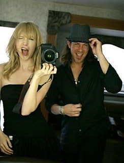 Christian Kane & Beth Riesgraf (from Leverage)
