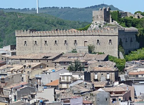 Montalbano Elicona (Me) - Il Castello Svevo Aragonese