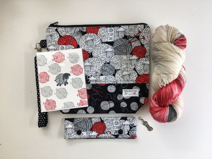 A personal favorite from my Etsy shop https://www.etsy.com/ca/listing/484420384/december-sheep-yarn-kit